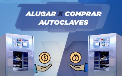 Comprar ou alugar uma autoclave?